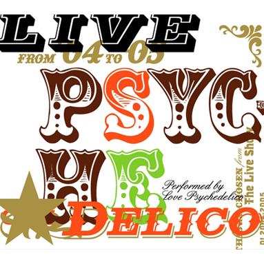 LIVE PSYCHEDELICO