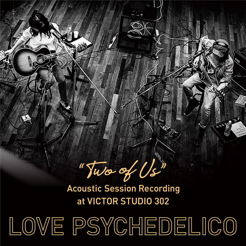 """TWO OF US""Acoustic Session Recording at VICTOR STUDIO 302"